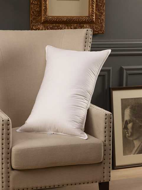 Down Pillow Insert - Euro Square: Havenly Recommended Basic - Noble Feather Co.