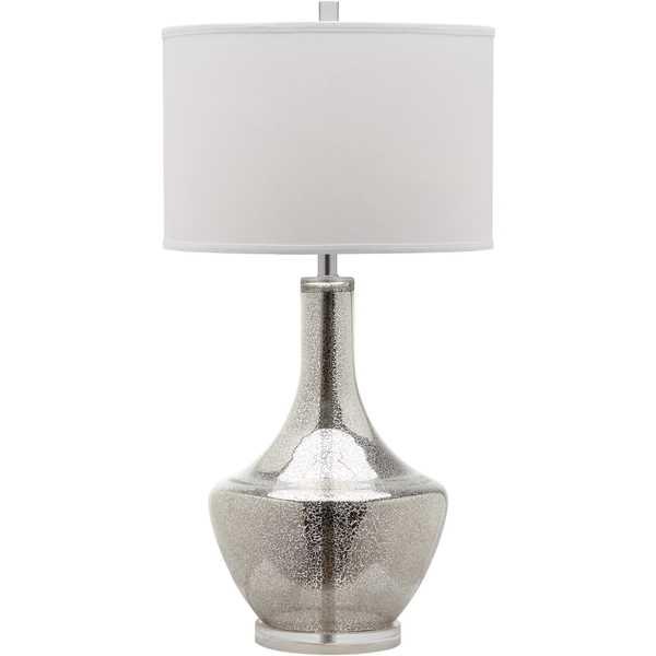 Silver Mercury Table Lamp - Arlo Home