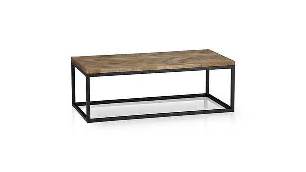 Dixon Coffee Table - Crate and Barrel