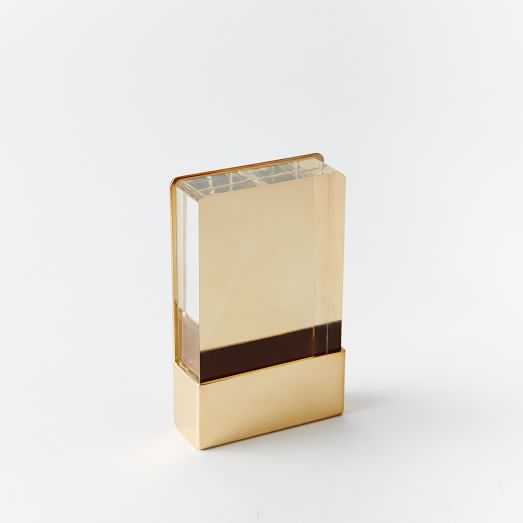 Acrylic + Metal Frames - Small Portrait - West Elm