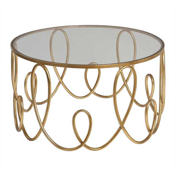 Brielle, Coffee Table - Hudsonhill Foundry