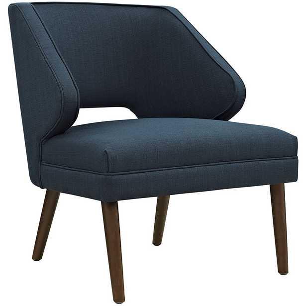 Dock Armchair - Azure - Modway Furniture