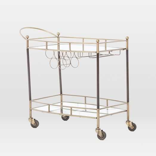 Aster Bar Cart - West Elm