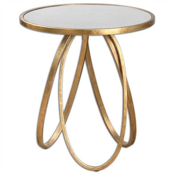 Montrez Accent Table - Hudsonhill Foundry