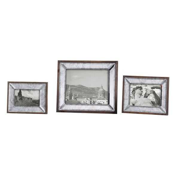 Daria, Photo Frames, S/3 - Hudsonhill Foundry