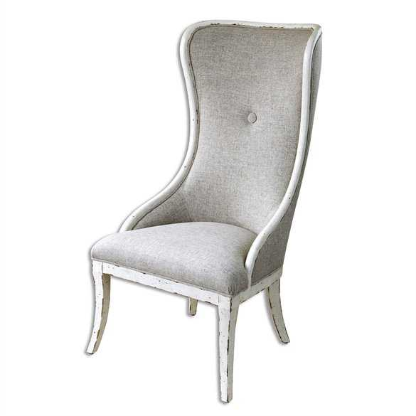 Selam, Wing Chair - Hudsonhill Foundry