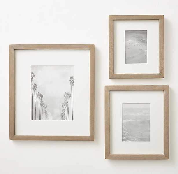 "Wood Gallery Frame  - 8"" x 10"" - Sandwashed Natural - RH Teen"