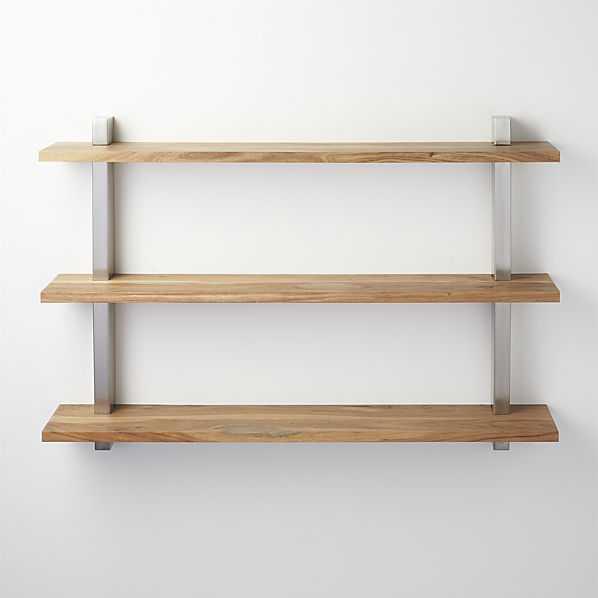 Post wall shelf - CB2