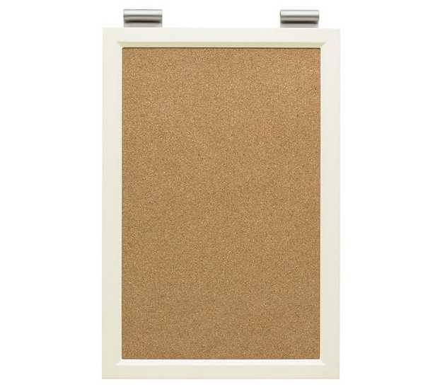 Daily System Components - White - Corkboard - Pottery Barn
