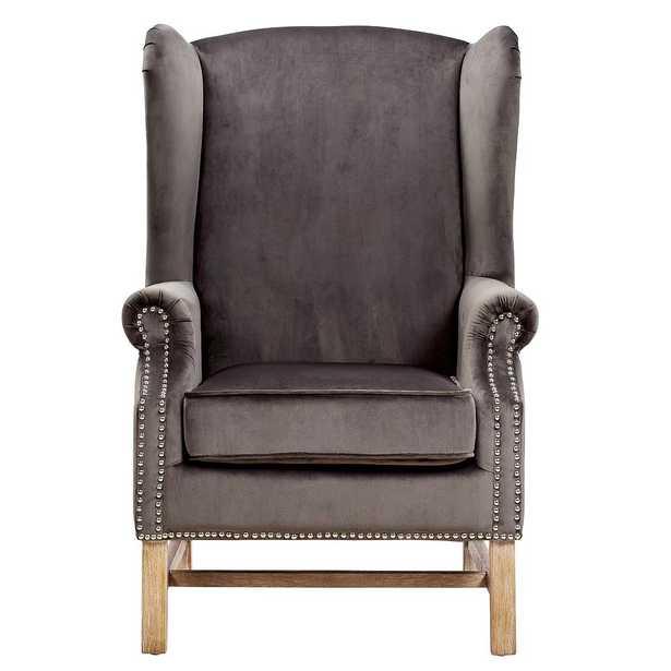 Aspen Morgan Velvet Chair - Maren Home