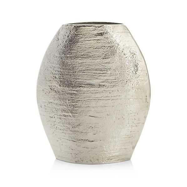 Allegra Short Vase - Crate and Barrel