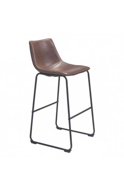 Smart Bar Chair Vintage Espresso - Zuri Studios