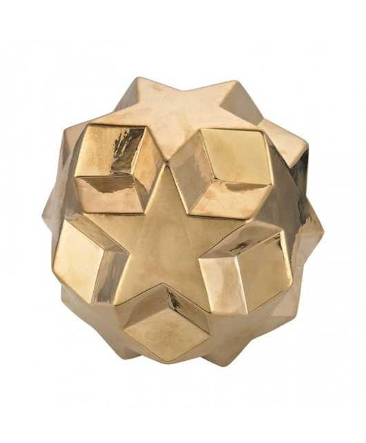 Star Shine Gold Ball - Lulu and Georgia