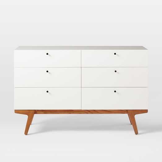 Modern 6-Drawer Dresser - West Elm