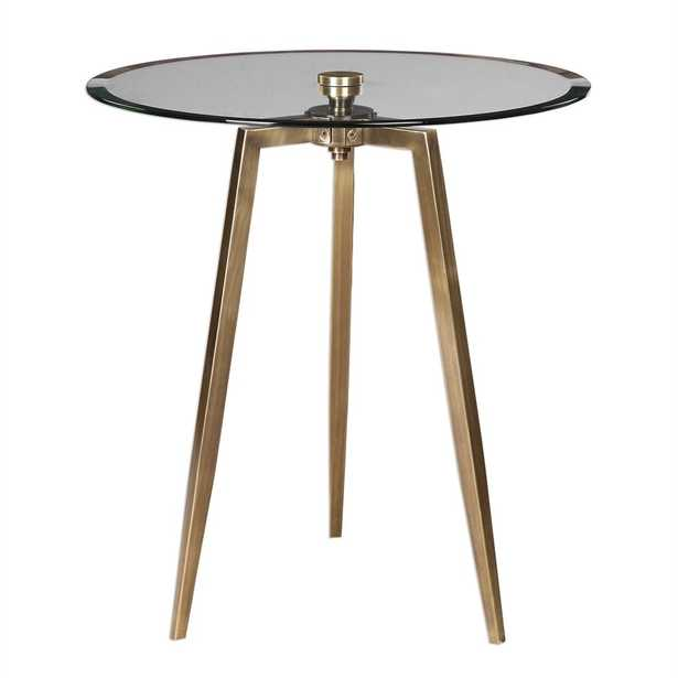 Arwen, Accent table - Hudsonhill Foundry