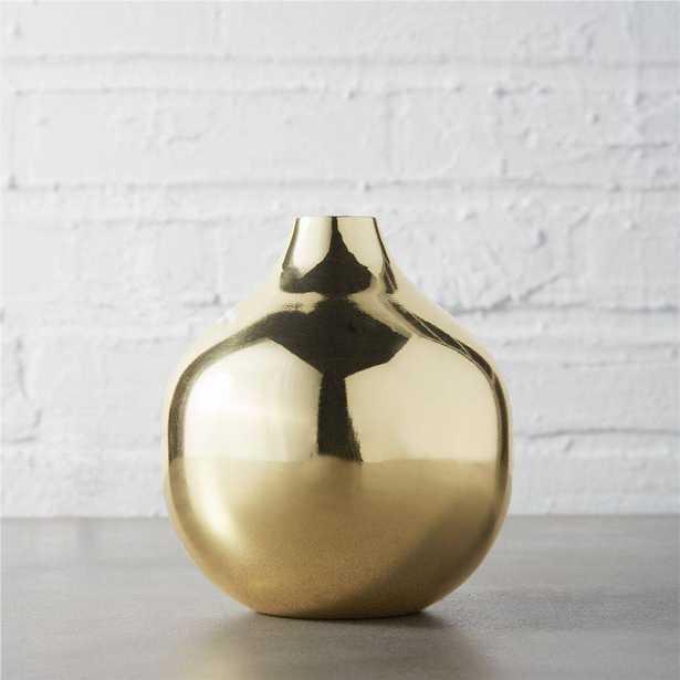 ai bud vase gold - CB2