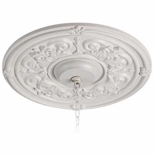 """Eaton 16"""" Wide Ceiling Medallion - Lamps Plus"""