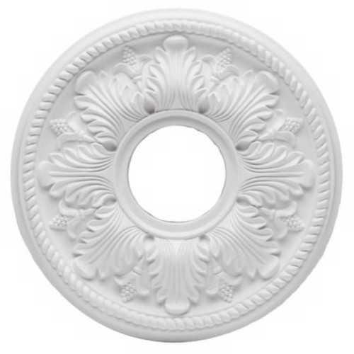 """Bellezza 14"""" Diameter Decorative Ceiling Medallion - Lamps Plus"""