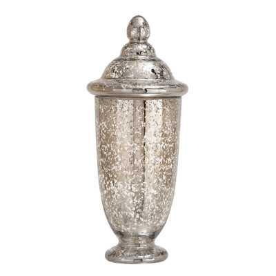Glass Decorative Jar - Wayfair
