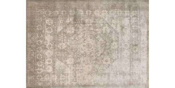 """AF-14 GREY / SAGE - 7'10""""x10'10"""" - Loma Threads"""