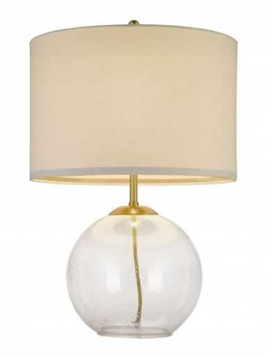 Cupcakes and Cashmere Seeded Glass Table Lamp - Lulu and Georgia