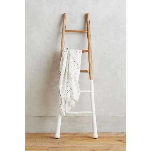 White-Dipped Ladder [REGULAR] - Anthropologie
