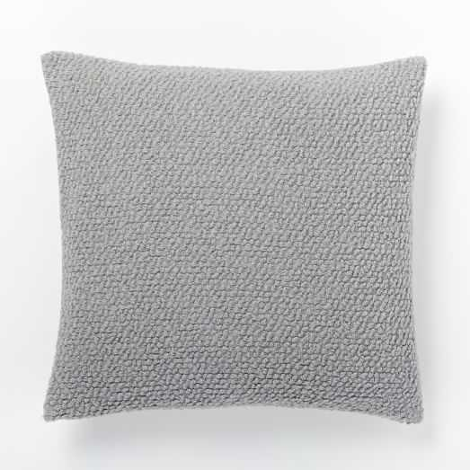 Cozy Boucle Pillow Cover - Insert Sold Separately - West Elm