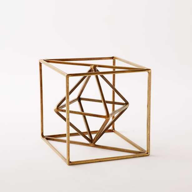 Symmetry Objects - Square - West Elm