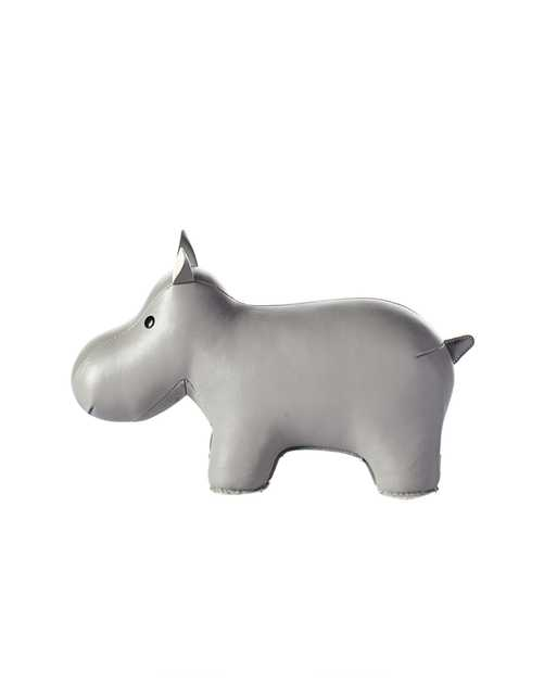 Menagerie Bookend - Hippo - Serena and Lily