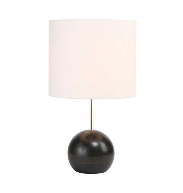 "STAND TABLE LAMP - 7"" BASE - Rejuvenation"