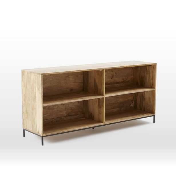 Industrial Modular Bookcase - West Elm