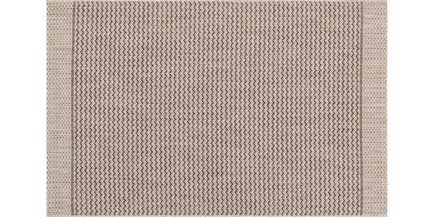 """IE-03 Grey/Black Rug - 7'10""""x10'9"""" - Loma Threads"""