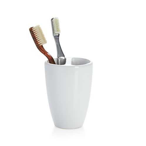 Pure Toothbrush Holder - Crate and Barrel