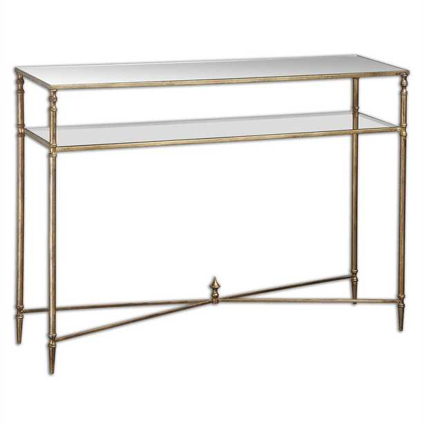Henzler, Console Table - Hudsonhill Foundry