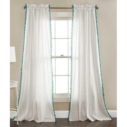 Window Curtain Panels by Viv + Rae- 2 panels - AllModern