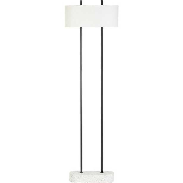 shiro floor lamp - CB2