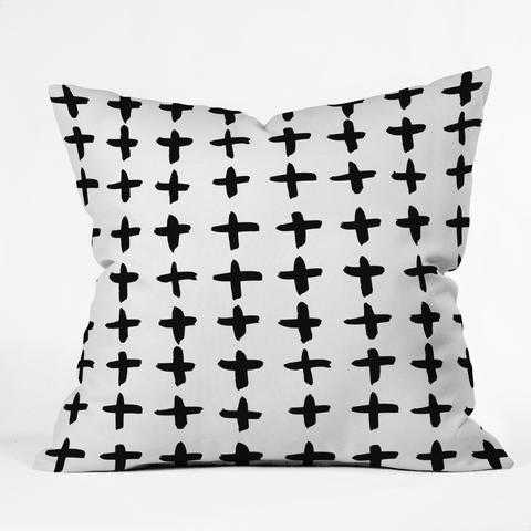 PLUS Outdoor Throw Pillow - 16x16 Polyester Fill - Wander Print Co.