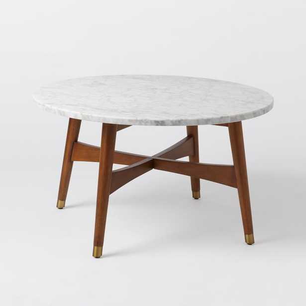 Reeve Mid-Century Coffee Table - West Elm
