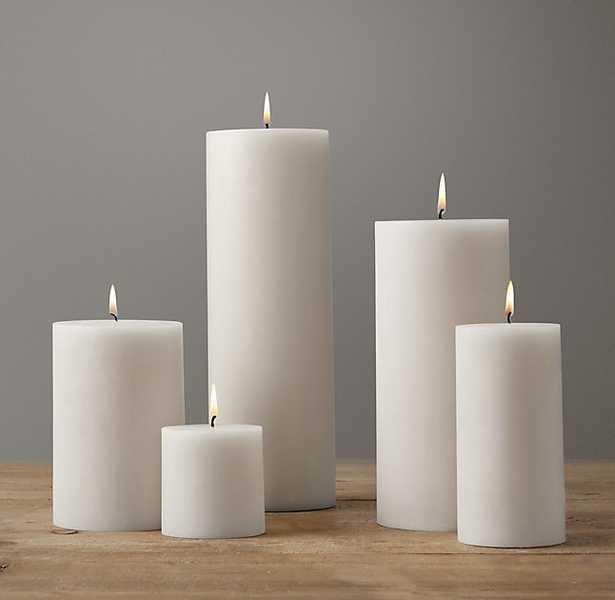 Pillar Candle - 4x9 - RH