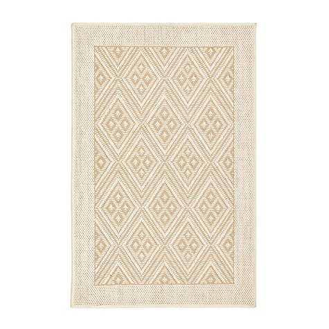 Kite Jute Rug, bleached 8´x 10´ - Ballard Designs