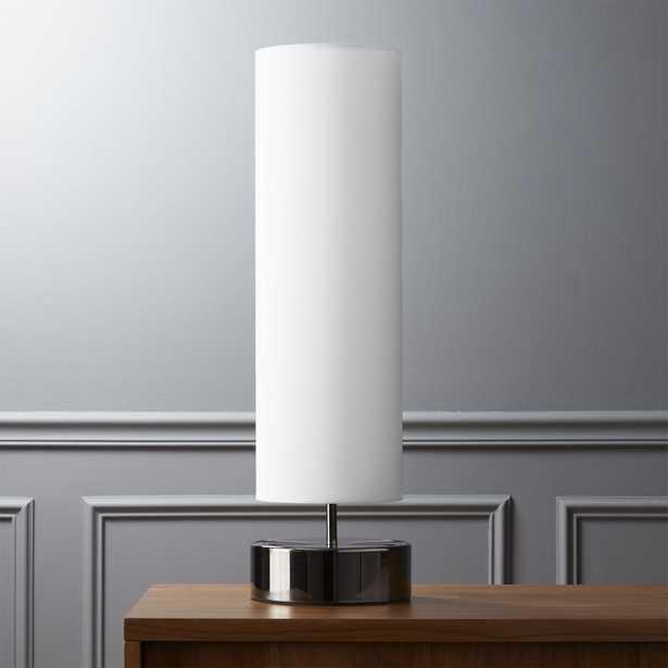 paramount table lamp - CB2