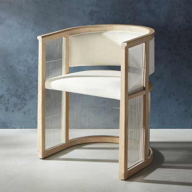 kaishi chair - CB2