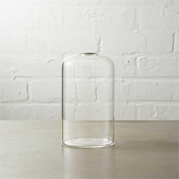 cloche bud vase - CB2