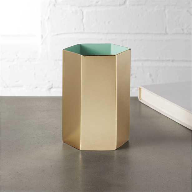 pilar pencil cup - CB2