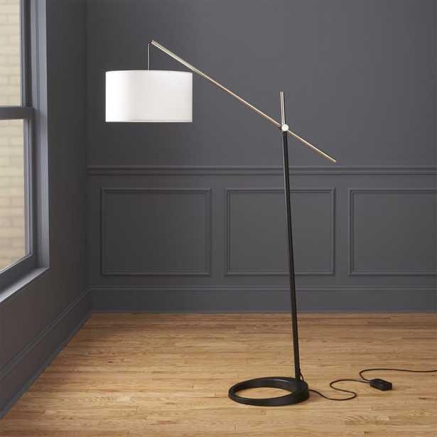 beam floor lamp - CB2