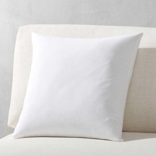 """16"""" down alternative pillow insert"" - CB2"