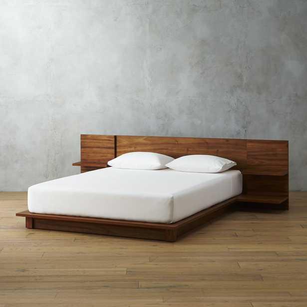 andes acacia king bed - CB2