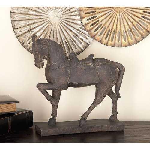 Horse Figurine - Wayfair