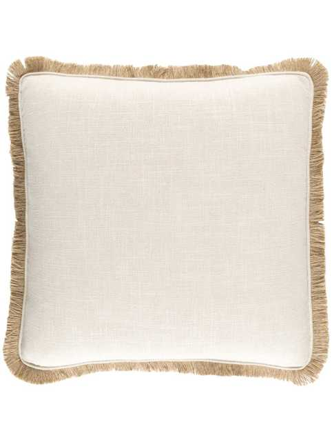 GUIDA PILLOW, IVORY - 20x20 - Poly filled - Lulu and Georgia