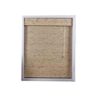 "Aymeric Bamboo Roman Shade - 28"" W x54'' L - Wayfair"